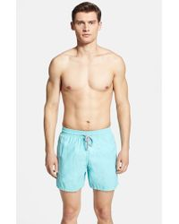 Vilebrequin | Blue Moorea Swim Shorts for Men | Lyst