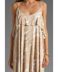 Rachel Pally - Metallic Noomi Maxi Dress - Lyst