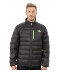 The North Face - Black Aconcagua Jacket for Men - Lyst