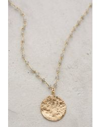 Heather Hawkins | Metallic Oloron Layered Necklace | Lyst