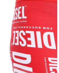 DIESEL - Red Umbx-shawntwopack for Men - Lyst