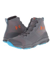 Under Armour - Gray Ua Speedfit Hike Mid - Lyst