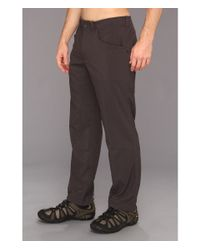 Mountain Hardwear - Brown Mesa™ V2 Pant for Men - Lyst