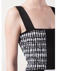 Roland Mouret - Black Rowington Dress - Lyst