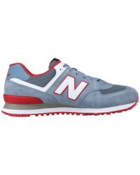 New Balance | Blue Men's Vazee Rush Running Shoe for Men | Lyst