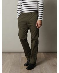 PRPS | Green Chino Trousers for Men | Lyst