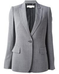 Stella McCartney - Gray Iris Jacket - Lyst