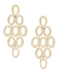 Ippolita   Metallic Stardust Open Cascade Earrings   Lyst