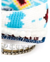 Hipanema - Blue Maldives Bracelet - Lyst