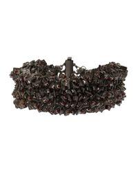 Jean-Francois Mimilla | Red Jean-françois Mimilla Chain Cluster Bracelet | Lyst