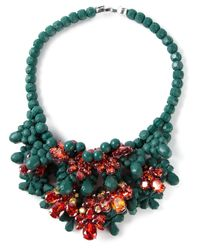 EK Thongprasert - Green Alpina Necklace - Lyst