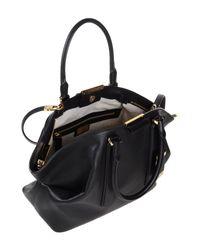 Michael Kors | Black Handbag | Lyst