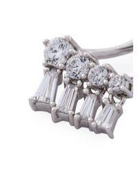 V Jewellery - Metallic Phoebe Earrings - Lyst