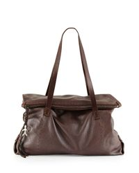 Henry Beguelin - Brown Lady Amazone Medium Tote - Lyst
