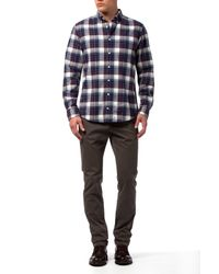 Tommy Hilfiger | Gray Denton Chinos for Men | Lyst