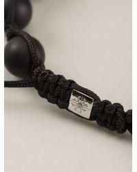 Shamballa Jewels - Black Diamond and Onyx Bracelet for Men - Lyst
