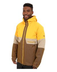 686 - Multicolor Authentic Smarty Network Jacket for Men - Lyst