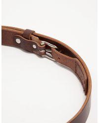 Billykirk - Mechanics Belt in Brown for Men - Lyst