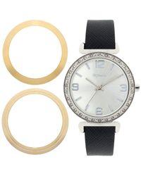Style & Co. - Multicolor Women's Interchangeable Strap Watch Set 36mm Sy015neu - Lyst