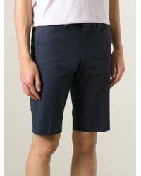 KENZO | Blue Bermuda Shorts for Men | Lyst