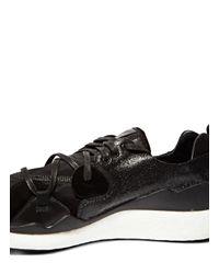 Y-3 - Black Femme Boost Low Sneakers - Lyst