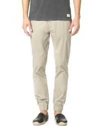 Katin | Gray Stage Joggers for Men | Lyst