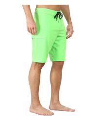 Hurley - Green Phantom One & Only Boardshort for Men - Lyst