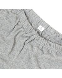 Sunspel | Gray Men's Cashmere Track Pant for Men | Lyst
