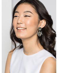 BaubleBar - Metallic Clip-On Tiffany Tear Drops - Lyst