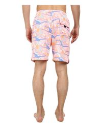Vineyard Vines | Pink St. Jeans Palms Chappy Trunk for Men | Lyst