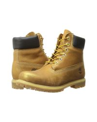 Timberland | Brown Authentics Teddy Fleece Lace Up Flat Boots | Lyst