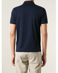 Fendi - Blue Bug Print T-Shirt for Men - Lyst