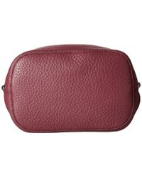 Rebecca Minkoff - Red Unlined Bucket - Lyst