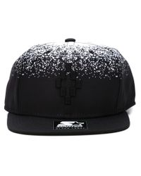 Marcelo Burlon - Black Degradé Pixel Cap for Men - Lyst