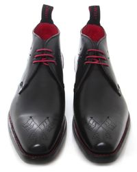 Jeffery West | Black Dexter Liddy Chukka Boots for Men | Lyst