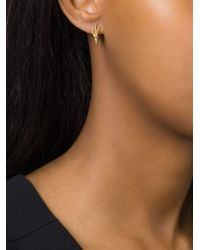 Wouters & Hendrix - Metallic Crow's Claw Earring - Lyst