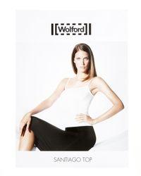 Wolford - Black Santiago Spaghetti-strap Camisole - Lyst