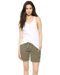 House of Harlow 1960 - Jesse Tank Top White - Lyst