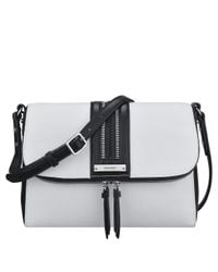Nine West | Black Track-tion Action Crossbody Bag | Lyst
