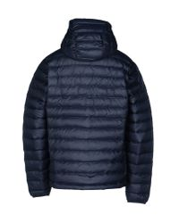 Patagonia - Blue Down Jacket for Men - Lyst