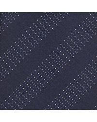 Reiss | Blue Darling Patterned Silk Tie for Men | Lyst