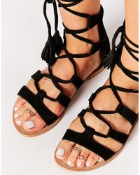 ASOS | Multicolor Infinity Toe Ring Pack | Lyst