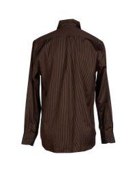 Harmont & Blaine - Black Shirt for Men - Lyst
