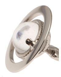 Vivienne Westwood - Metallic Safety Pin - Lyst