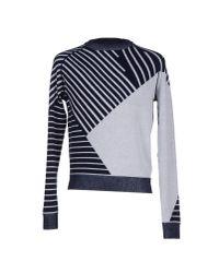 Le Mont St Michel | Blue Sweater for Men | Lyst