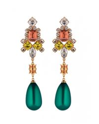 Mawi | Multicolor Barbarella Earrings | Lyst