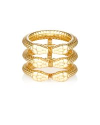 Repossi | Metallic Ophydienne Triple-band Ring | Lyst