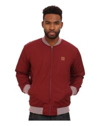Obey | Purple Stevenson Jacket for Men | Lyst