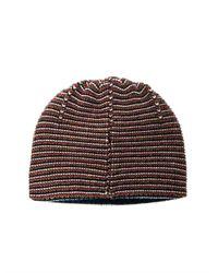 Folk - Red Chunky-Knit Wool Beanie for Men - Lyst