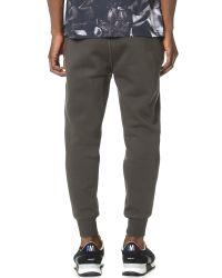 AMI - Natural Jogging Pants for Men - Lyst